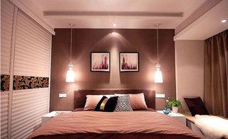 简约风格时尚130平米卧室装潢