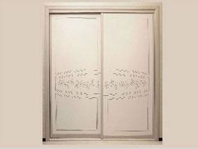 雙門趟門衣柜