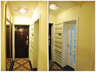 混搭风格两室一厅小清新70平米二手房家装图
