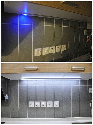 混搭风格两室一厅小清新70平米二手房设计图
