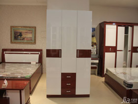 現代簡約風格組合式衣柜