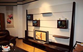 2014年最流行 50款电视背景墙效果图39/44
