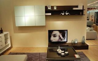 2014年最流行 50款电视背景墙效果图41/44