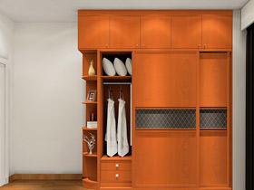 美式家具风格卧室家具装修效果图