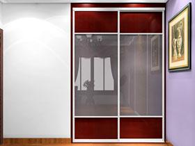 現代簡歐風格臥室家具裝修效果圖