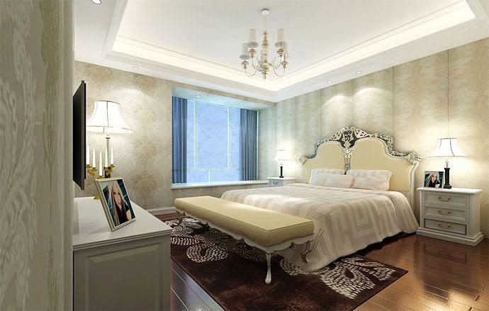 主卧室装修合理布局 打造合理个性空间