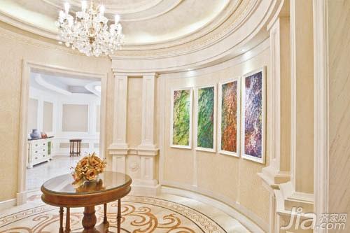 成功人士最爱 欧式风格别墅装修