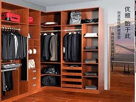 简约风格定制整体衣柜