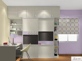 現代簡約風格臥室家具裝修效果圖