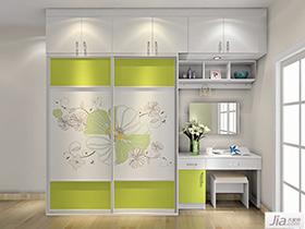 法国风格卧室家具装修效果图