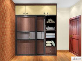 美式风格卧室家具装修效果图