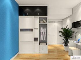 簡約風格臥室家具裝修效果圖