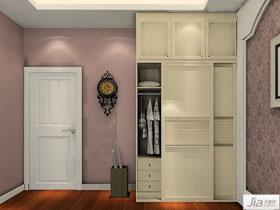 怀旧的家(英伦印象)卧室家具装修效果图