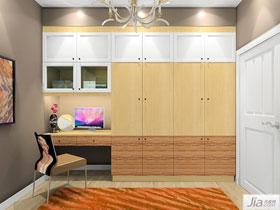 现代家具风格卧室家具装修效果图