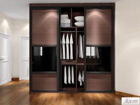美式風格臥室家具裝修效果圖