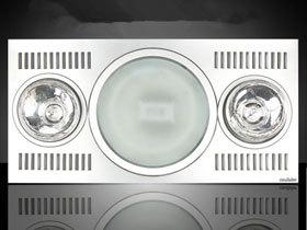 白光银嵌入式吊顶
