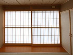 日式障子门 格子门窗 榻榻米推拉移门 隔断屏风