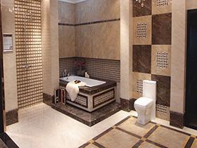 家居瓷砖地板实用地板