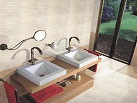 瓷砖厨房卫生间地板瓷砖