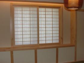 榻榻米格子窗 障子窗 推拉移窗 造型窗 日式窗