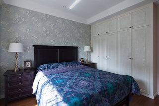 美式风格两室一厅小清新80平米效果图
