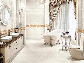 高亮釉磁砖瓷砖地板 室内豪华瓷砖地板