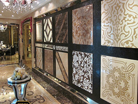 微晶砖系列艺术喷砂瓷砖地板