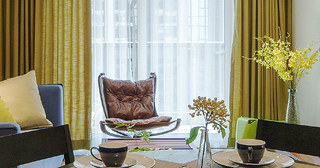 谁知窗外春意浓 90平现代简约两室一厅