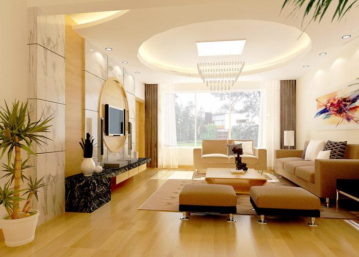 15款温馨时尚 客厅装修效果图