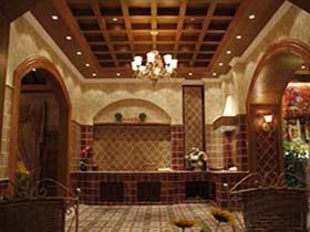 炻质仿古砖瓷砖地板 室内瓷砖地板