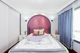 14款甜蜜地中海 卧室装修效果图