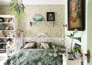 15款温馨田园风 卧室装修效果图