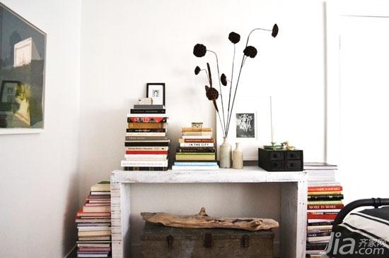 废物利用, 改造 成书架,台面以及墙角都是不错的 ...