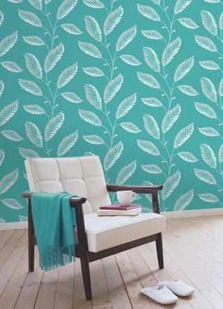 欧式简约客厅卧室壁纸