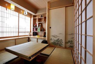 14个日式简约 榻榻米装修效果图