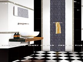 卫浴瓷砖现代风格 墙砖瓷砖地板