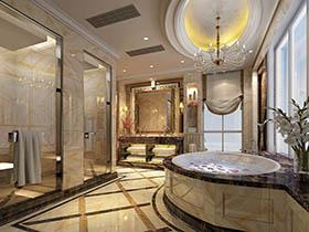 厨卫微晶石瓷砖地板 卫浴瓷砖地板