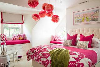简约风格别墅卧室旧房改造家装图片