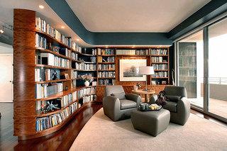 14款简约实用 书房装修效果图
