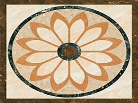 瓷磚拼花地板 客廳門廳拼花瓷磚地板