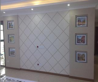 简约现代 客厅卧室背景墙壁纸