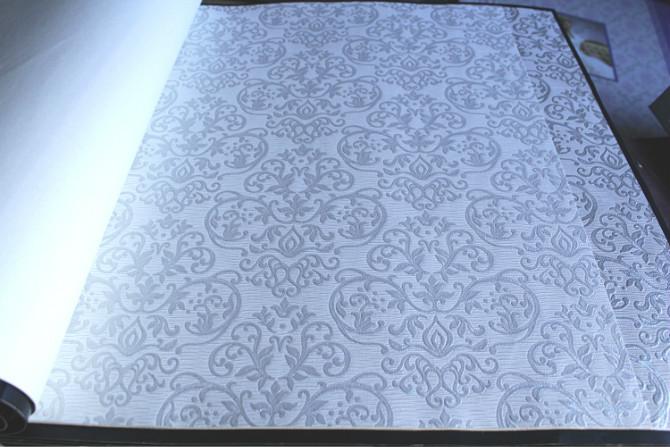 歐式素雅田園小花客廳臥室壁紙