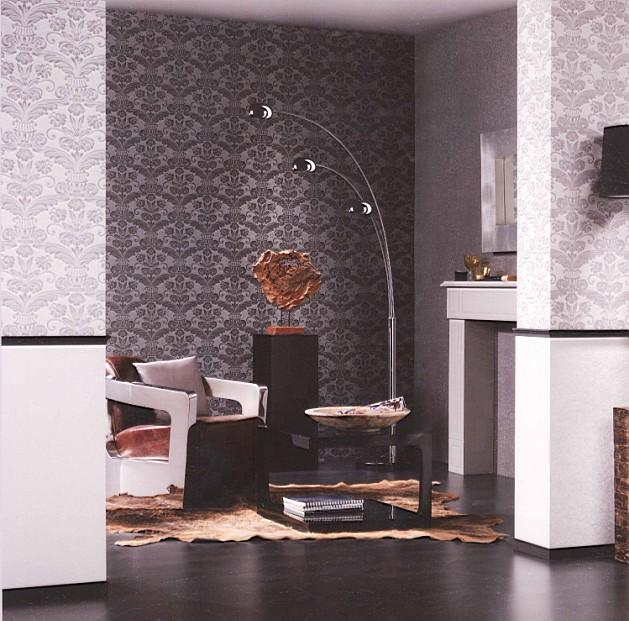北欧宜家风格 客厅卧室壁纸