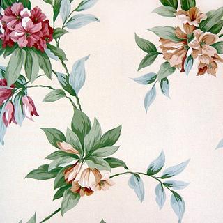 简约现代印花 客厅卧室壁纸