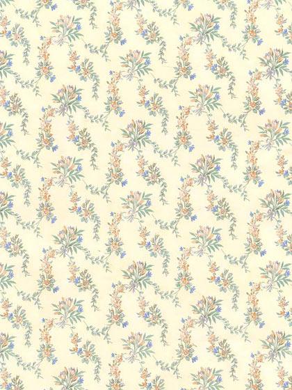 美式乡村小清新 餐厅卧室墙纸壁纸3/9图片