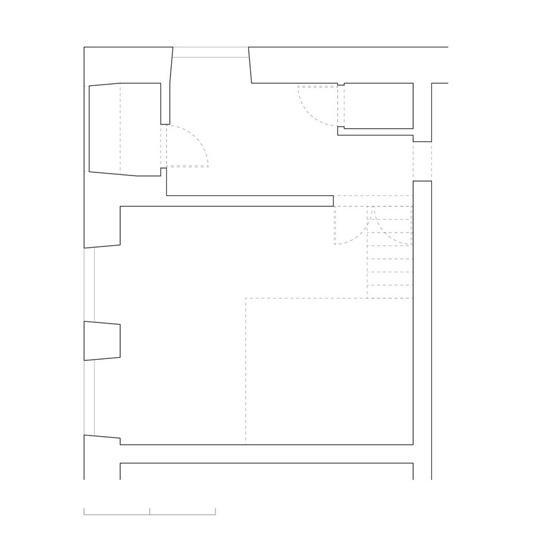 简约风格单身公寓时尚户型图