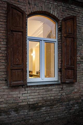 简约风格单身公寓时尚窗户图片