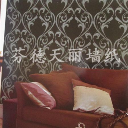 简约现代个性墙纸 客厅卧室背景墙壁纸