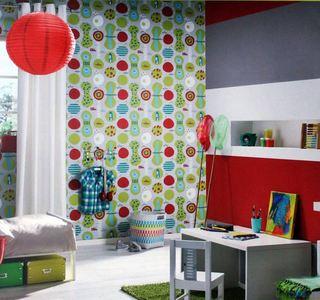 奇幻童话墙纸 儿童房卧室壁纸