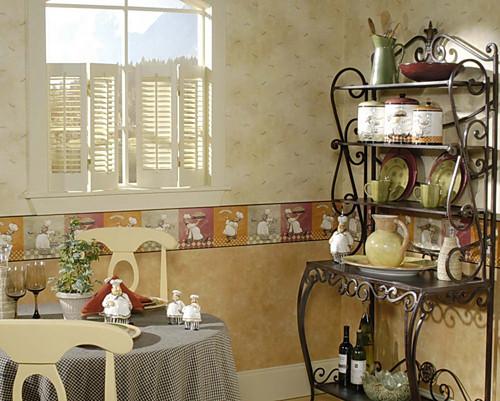 美式纯纸墙纸 卧室餐厅背景墙壁纸
